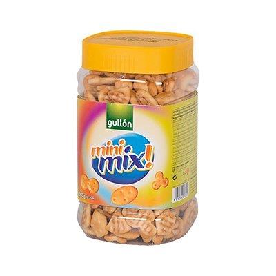 Gullon Yellow Mini Mix Tub 350gm