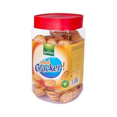 Gullon Red Mini Cracker Tub 350g