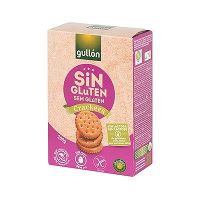 Gullon Gluten Free Crackers Box 200gm