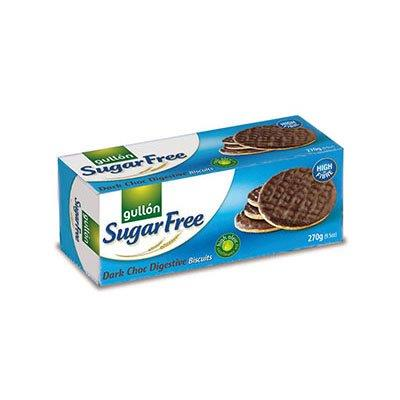 Gullon Sugar Free Chocolate Digestive 270g