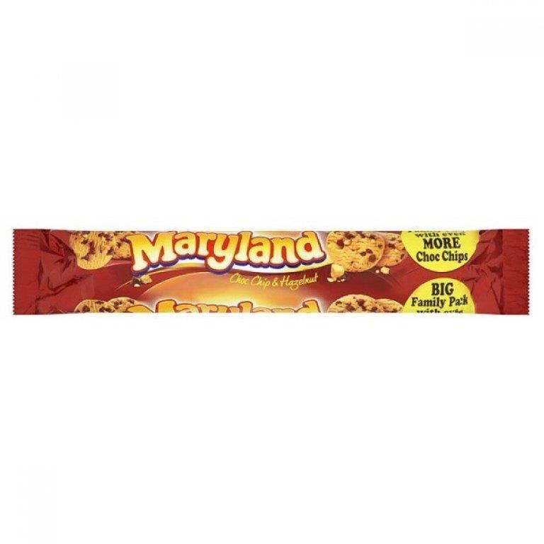 Maryland Chocolate Chip & Hazelnut Cookies 230g