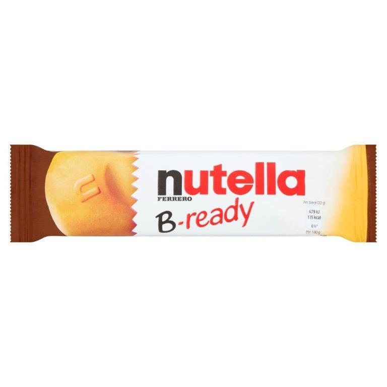 Nutella B-Ready Single Bar T1 22g