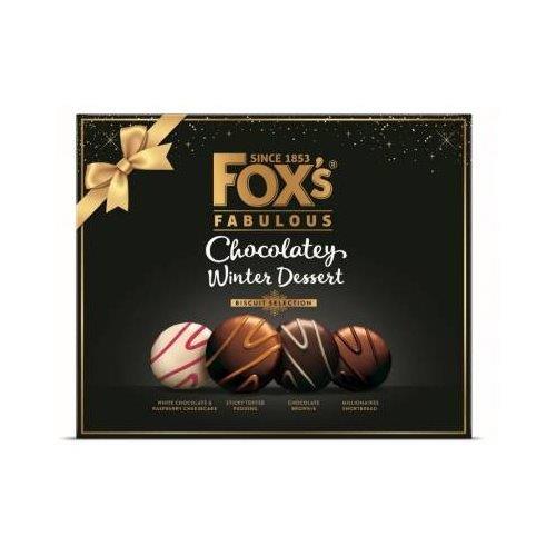 Fox's Winter Desserts Selection 250g NEW