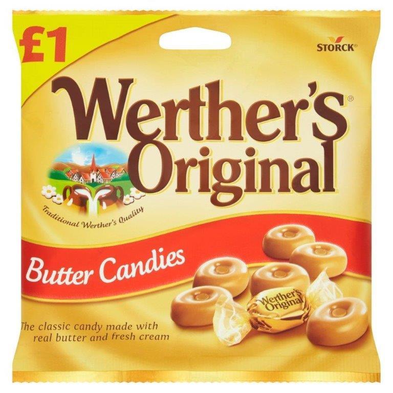 Werther's Original Bag 110g PM £1