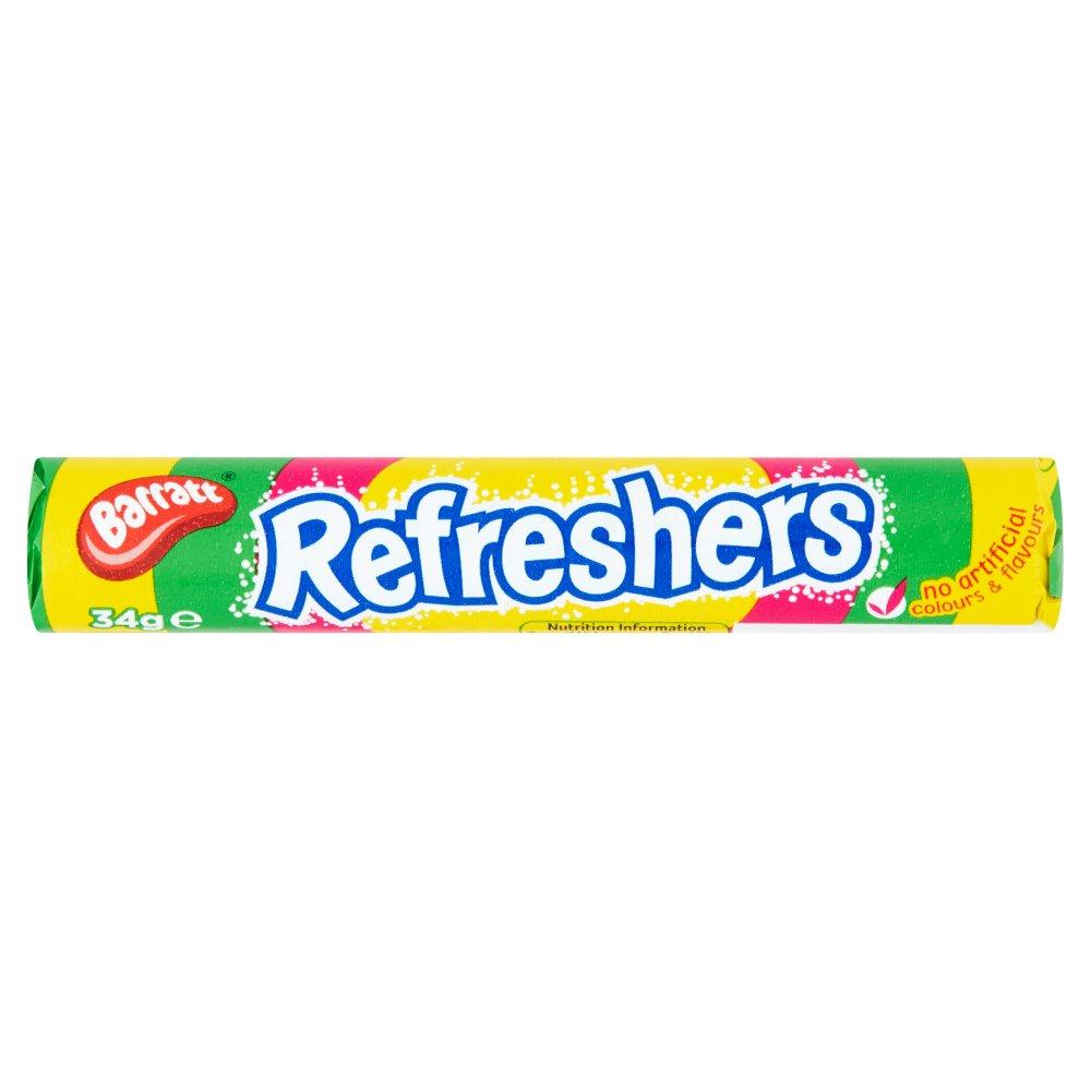 Barratt Refresher Roll 34g