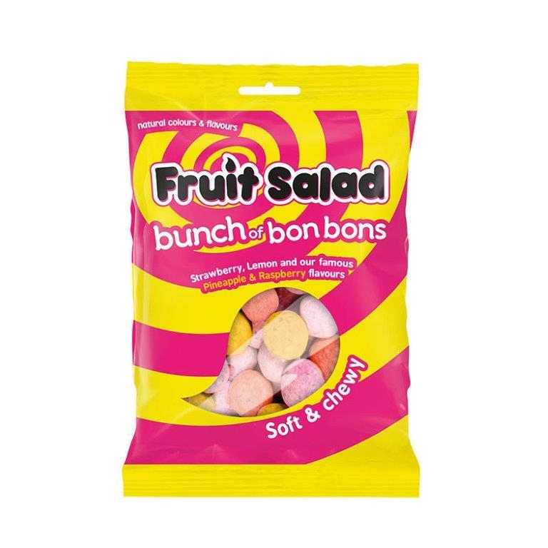 Barratt Fruit Salad Bonbons 180g