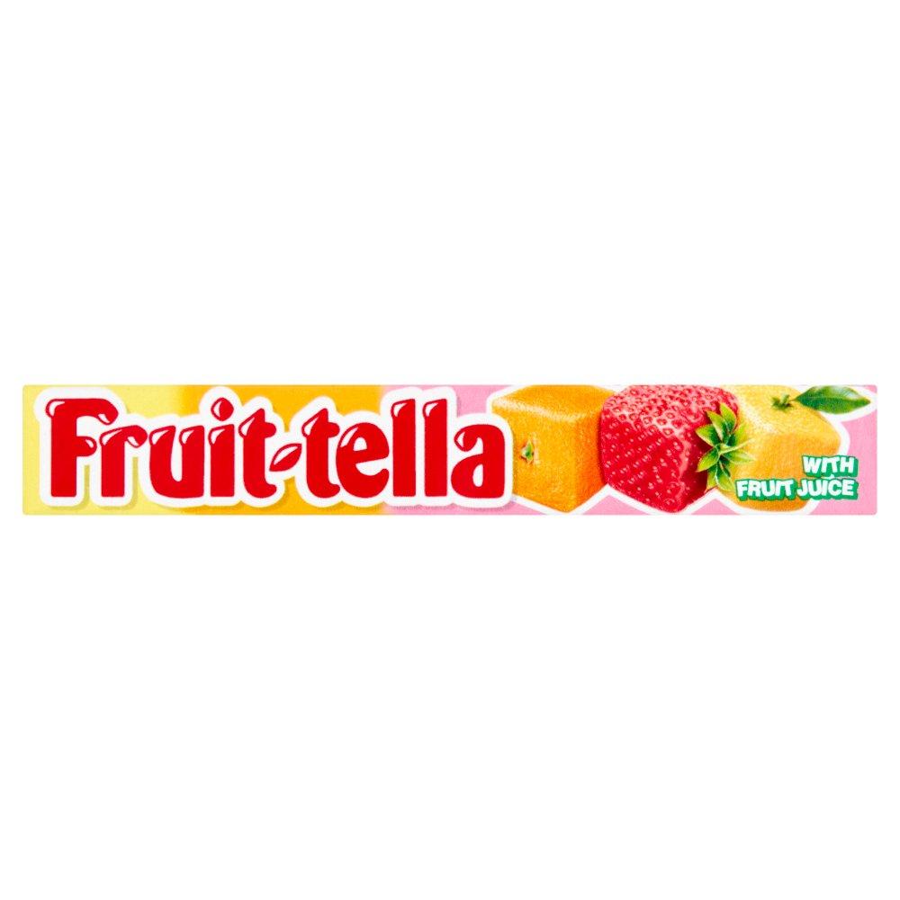 Fruittella Summer Fruits Stick Pack 38g