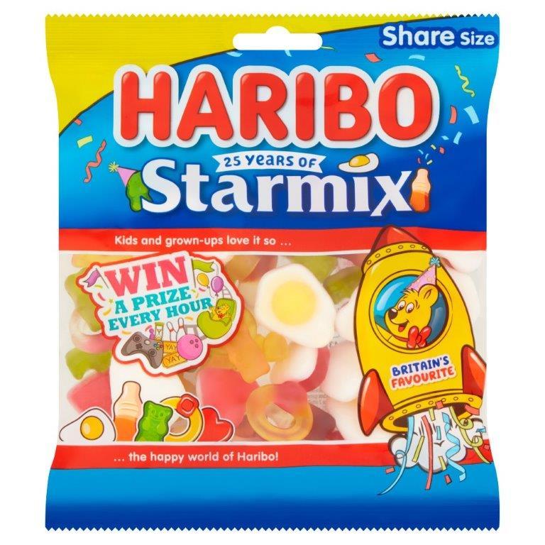 Haribo Starmix 160g PM £1