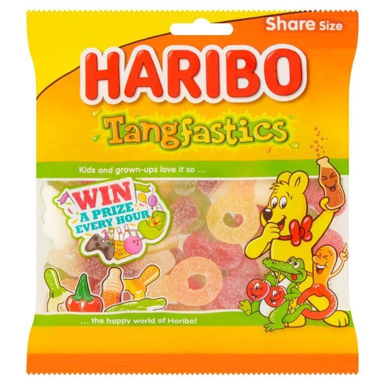 Haribo Tangfastics 160g PM £1