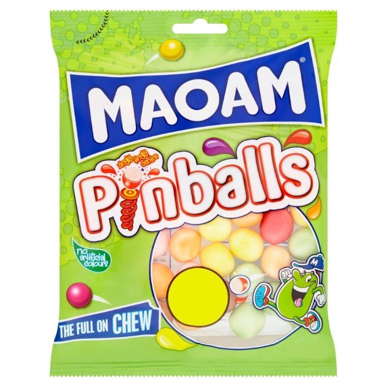 Haribo Maoam Pinballs 140g PM £1
