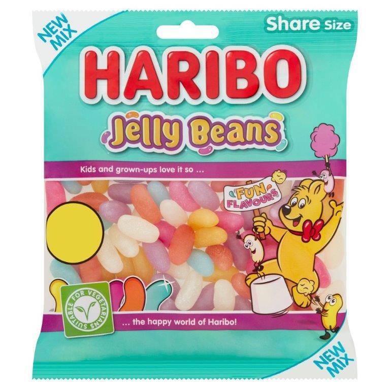 Haribo Jelly Beans 160g PM £1