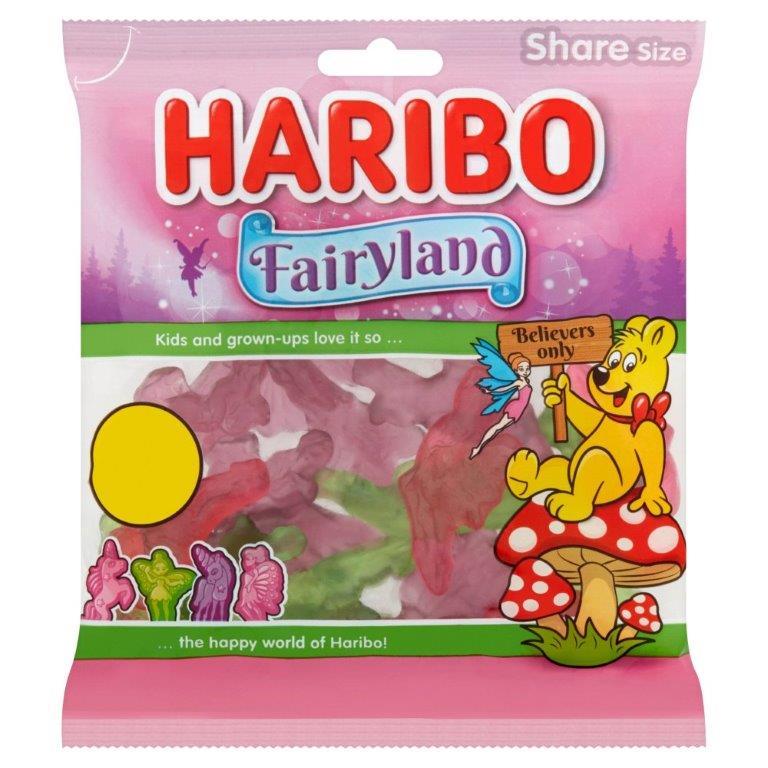 Haribo Fairyland 160g PM £1
