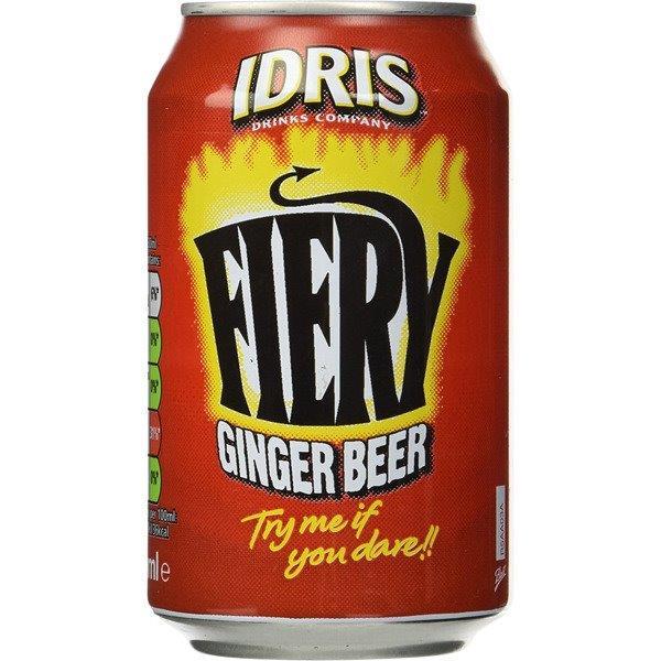 Idris Ginger Beer 330ml