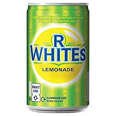 R Whites Lemonade Mini Can150ml
