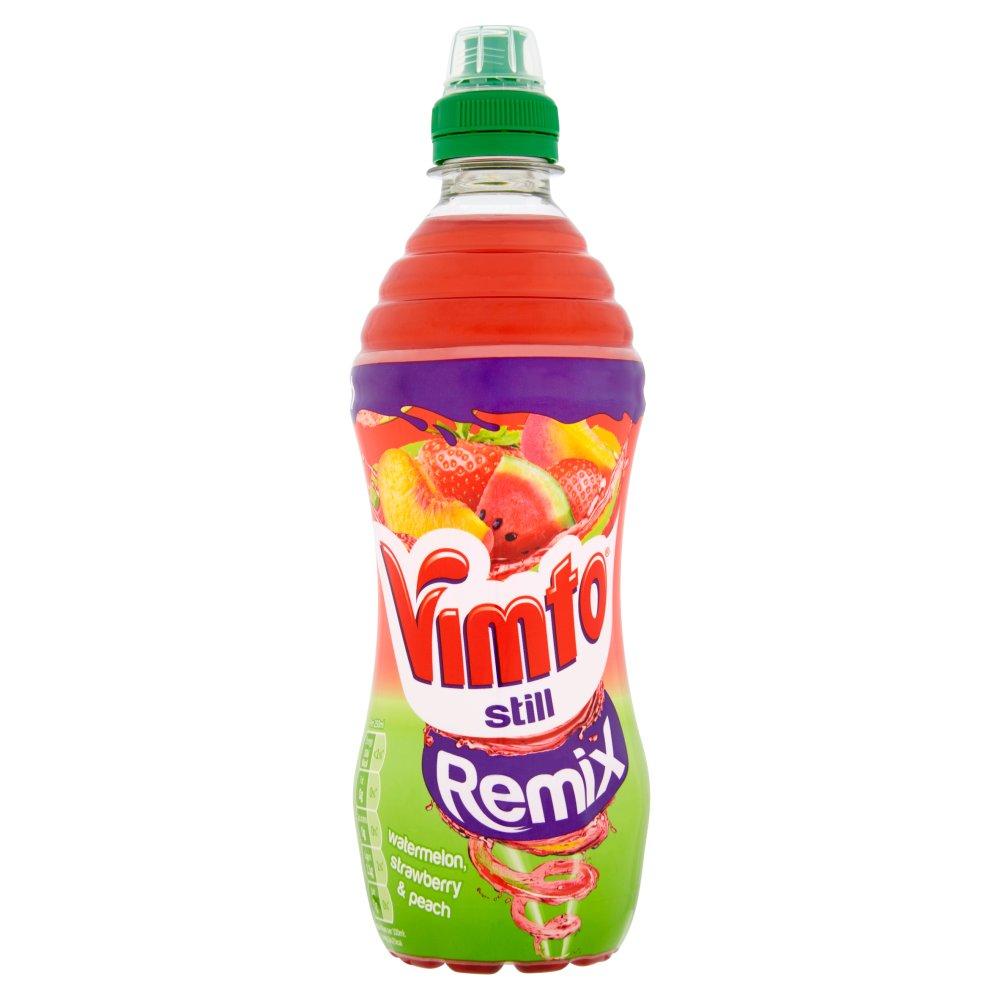 Vimto Remix Still WSP Sports Cap 500ml PM £1