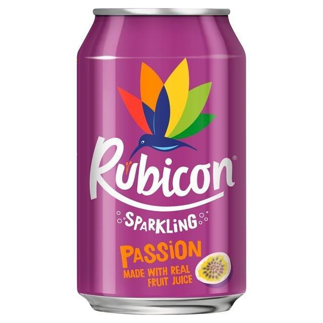Rubicon Sparkling Passionfruit 330ml