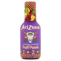 AriZona PET Fruit Punch 500ml