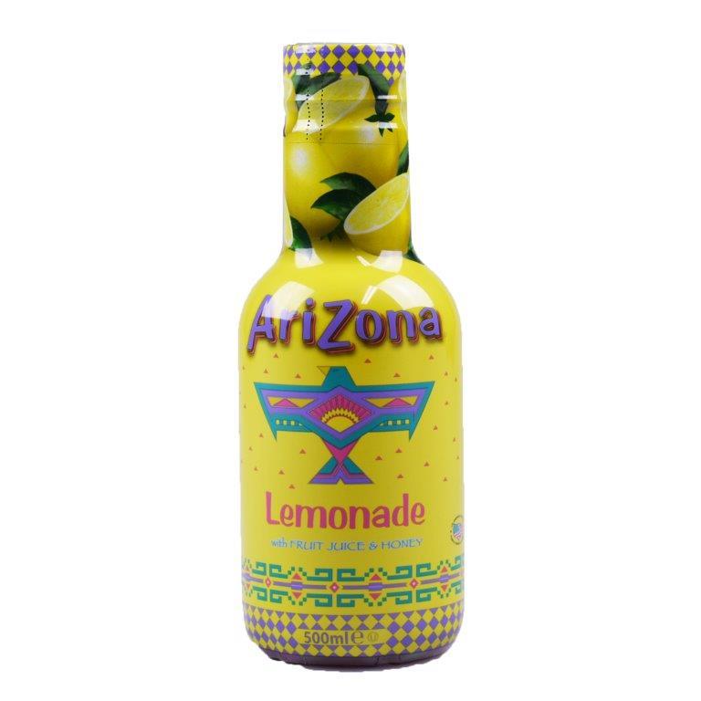 AriZona PET Lemonade 500ml