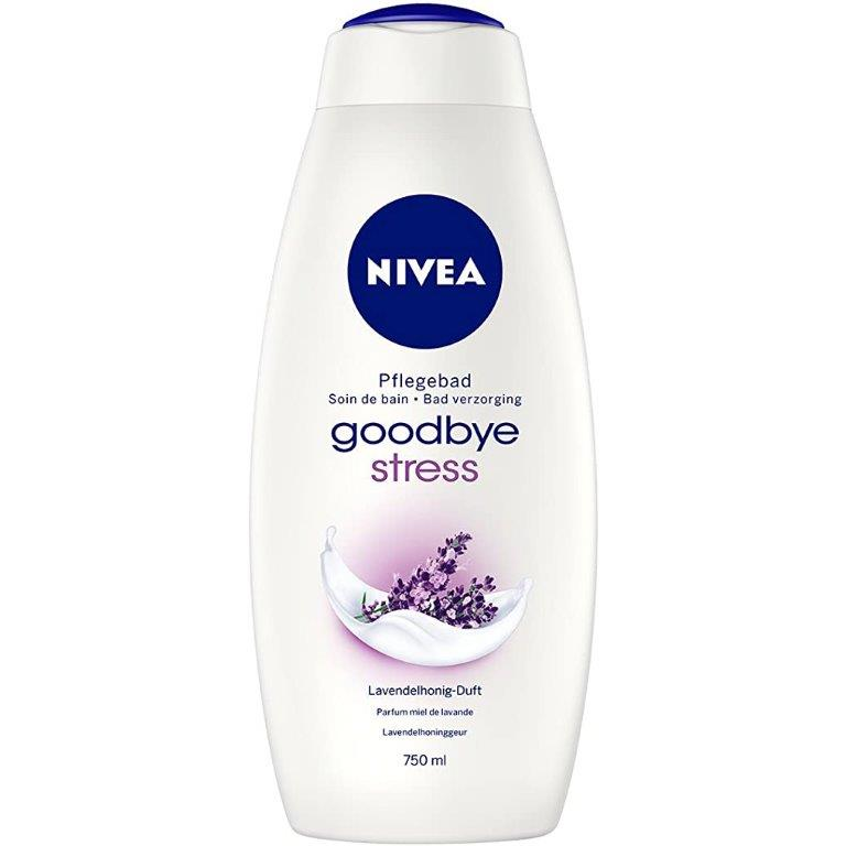 Nivea Bath Goodbye Stress 750ml (EU)