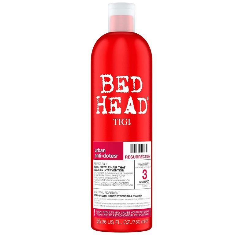 TIGI Bed Head Shampoo Resurrection 750ml