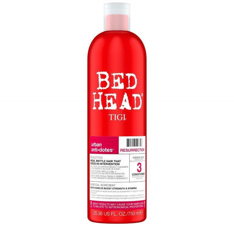TIGI Bed Head Conditioner Resurrection 750ml