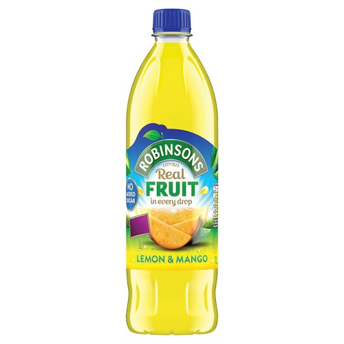 Robinsons Squash Lemon & Mango NAS 1L