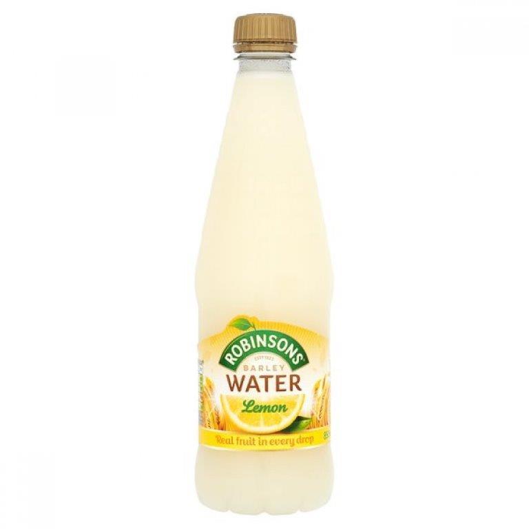 Robinsons Barley Water Lemon PET 850ml (US)