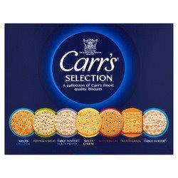 Carr's Selection Carton 200g