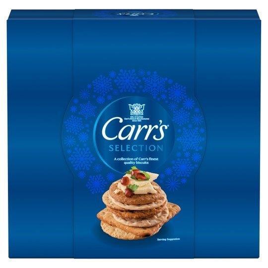 Carr's Selection Carton 500g