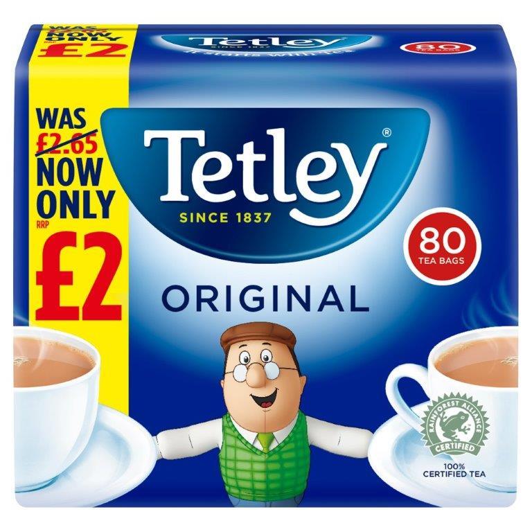 Tetley 80's PM £2
