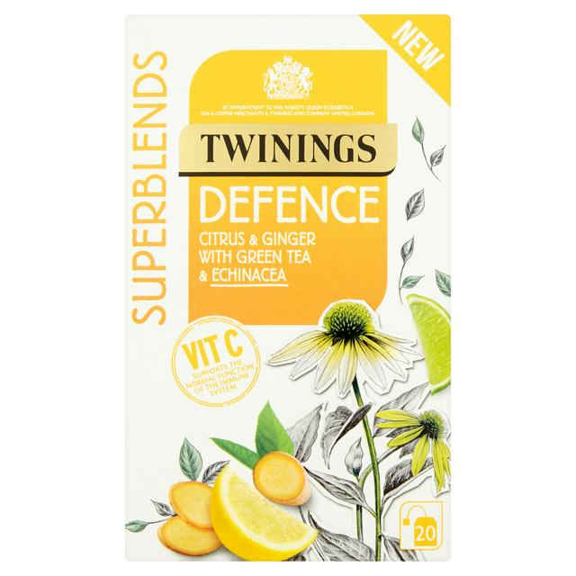 Twinings Superblends Defence Tea Bags 20's