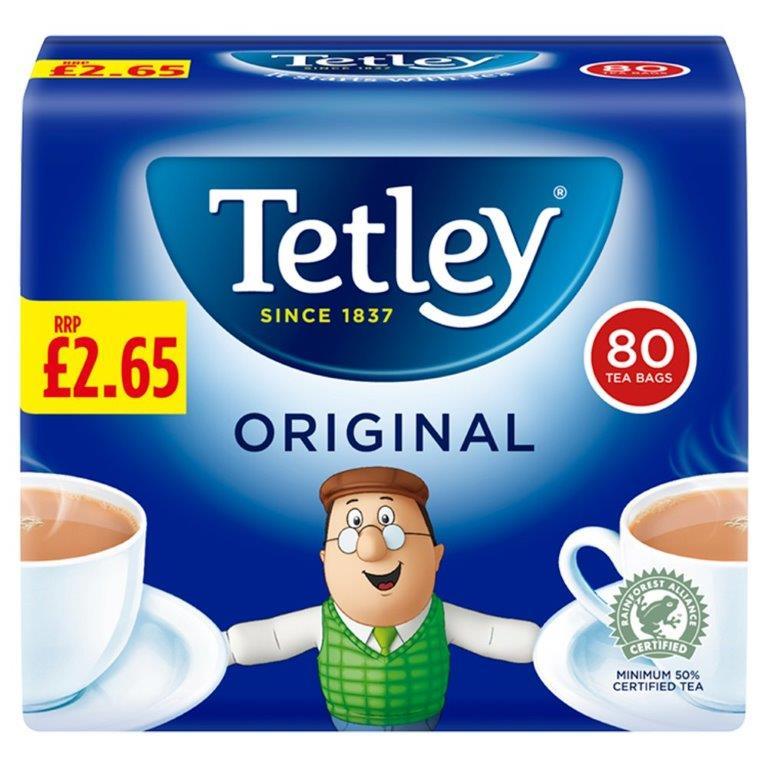 Tetley 80's PM £2.65