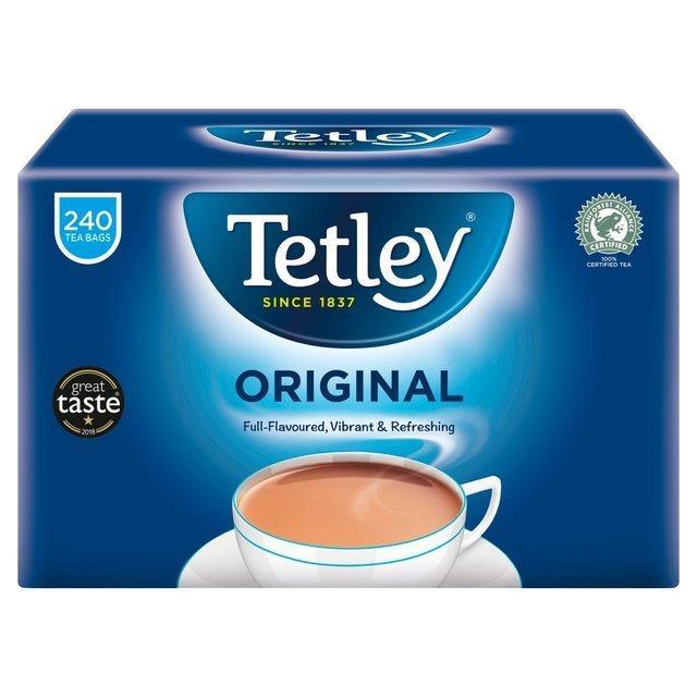 Tetley Teabags 240's