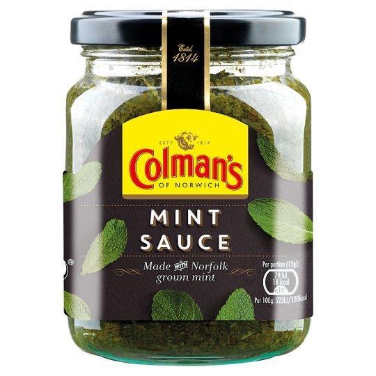 Colman's Sauces Mint 165g