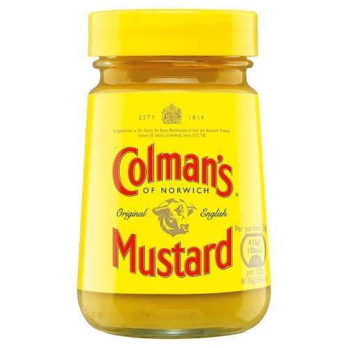 Colman's Sauces English Mustard 100g