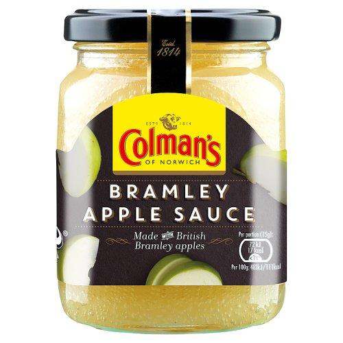 Colman's Sauces Bramley Apple 155g