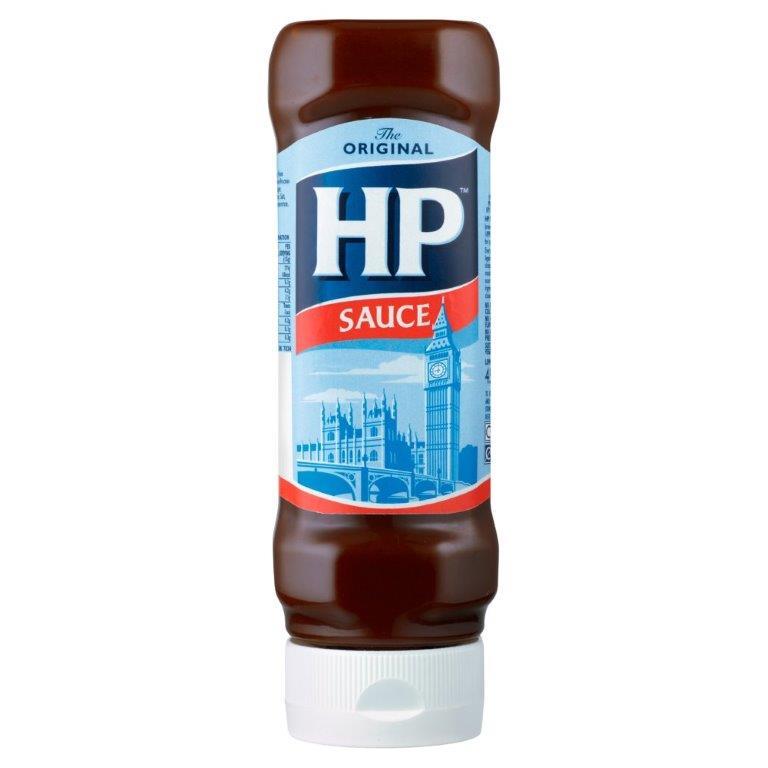 HP Sauce Top Down 450g