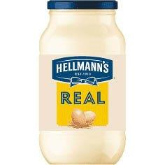 Hellmann's Mayo Jar Real 800g