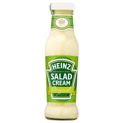 Heinz Salad Cream Glass 285g