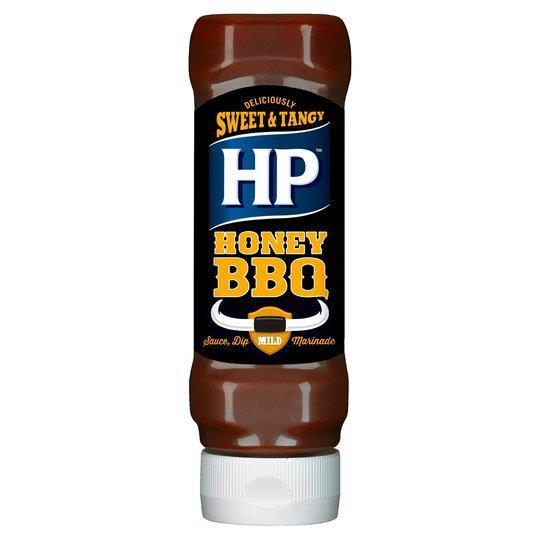 HP BBQ Sauce Honey Woodsmoke 465g