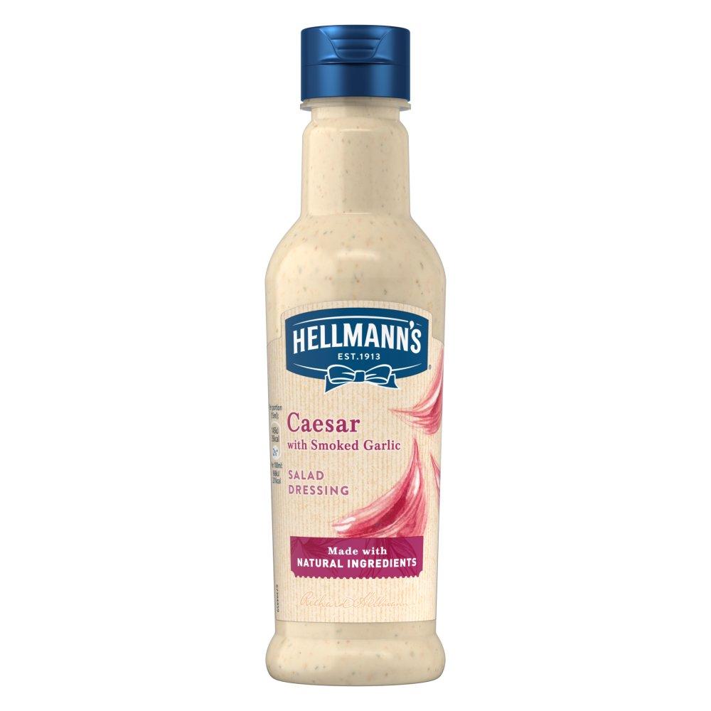 Hellmann's Salad Dressing Caeser 210ml