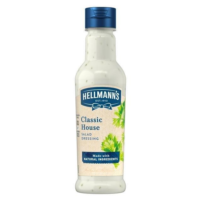 Hellmann's Salad Dressing House 210ml