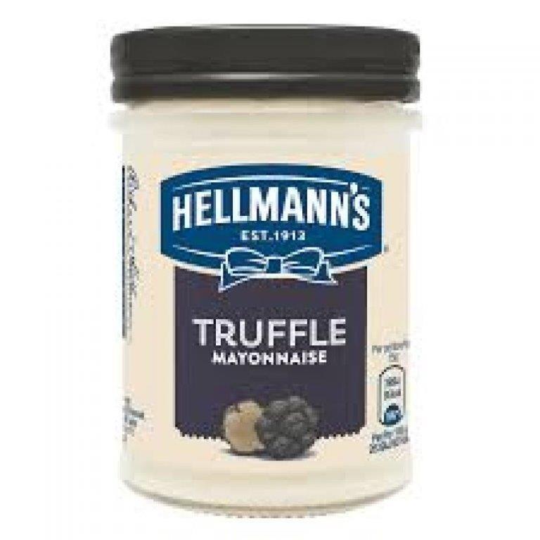 Hellman Mayo Truffle Jar 181g