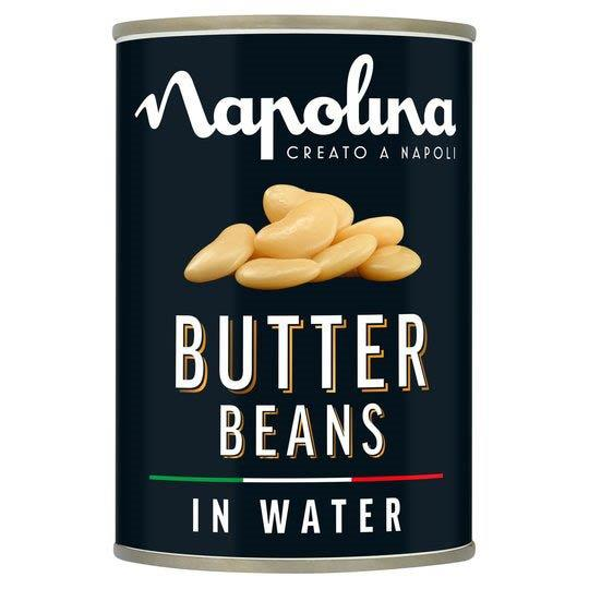 Napolina Butter Beans 400g
