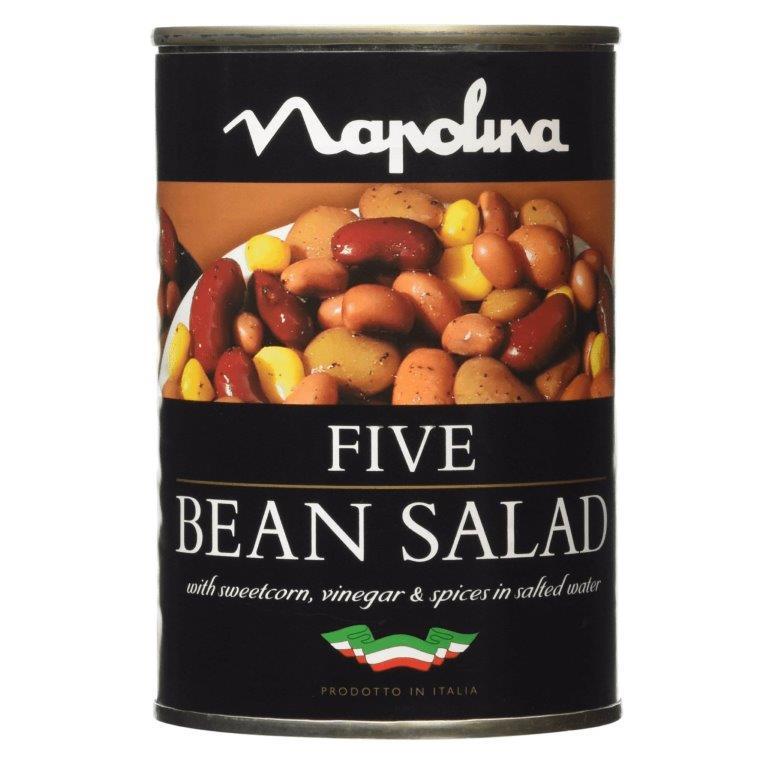 Napolina Five Bean Salad 400g