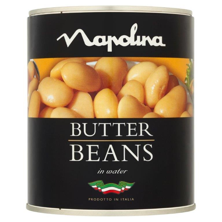 Napolina Butter Beans 800g