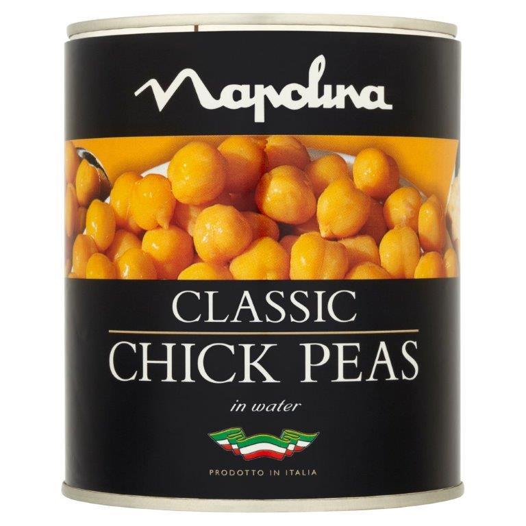 Napolina Chick Peas 800g