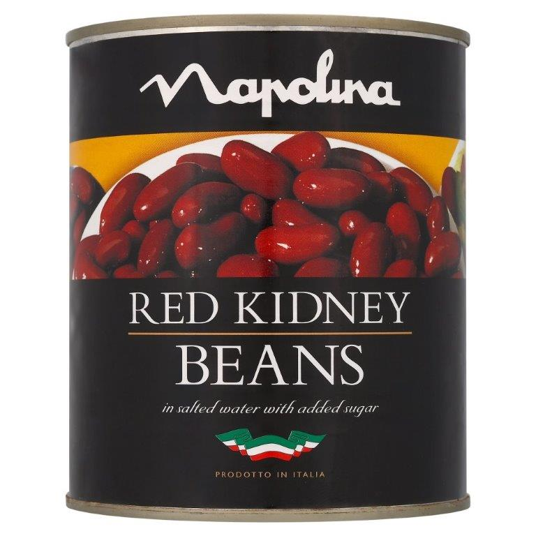 Napolina Red Kidney Beans 800g