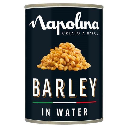 Napolina Barley In Water 400g