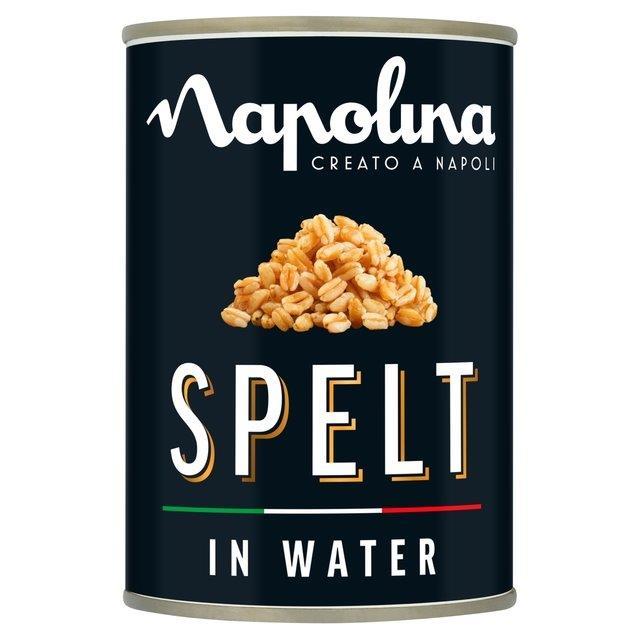 Napolina Spelt In Water 400g